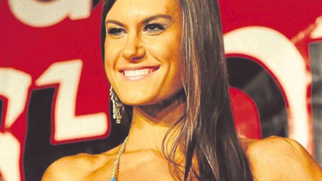 Sie machten beim Wettbewerb super Figuren: <b>Jessica Baumgarten</b> (21) aus ... - 1139191306-ce588c97-bfc0-48ec-84ae-ed00310bc8e1-1VKiJHpra7