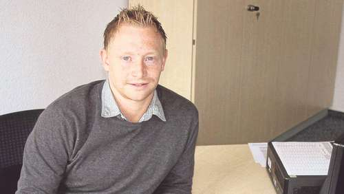 Kirchhofs Trainer Christian Denk im HNA-Interview