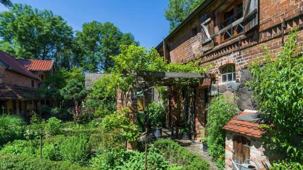 Zachariashof zauberhafte gartenwelt reise for Gartengestaltung verwunschen