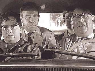 Viele Kinofilme Der 1950er Jahre Wurden In Kassel Gedreht