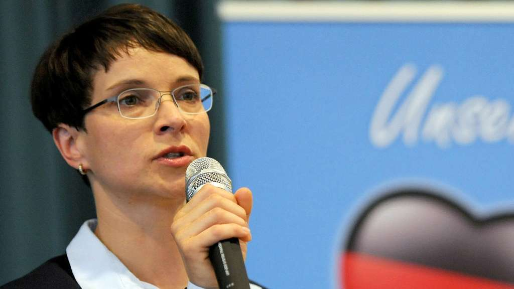 AfD-Frauke-Petry-dpa
