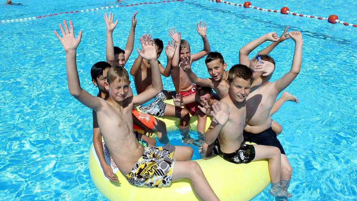Schwimmmeister werden