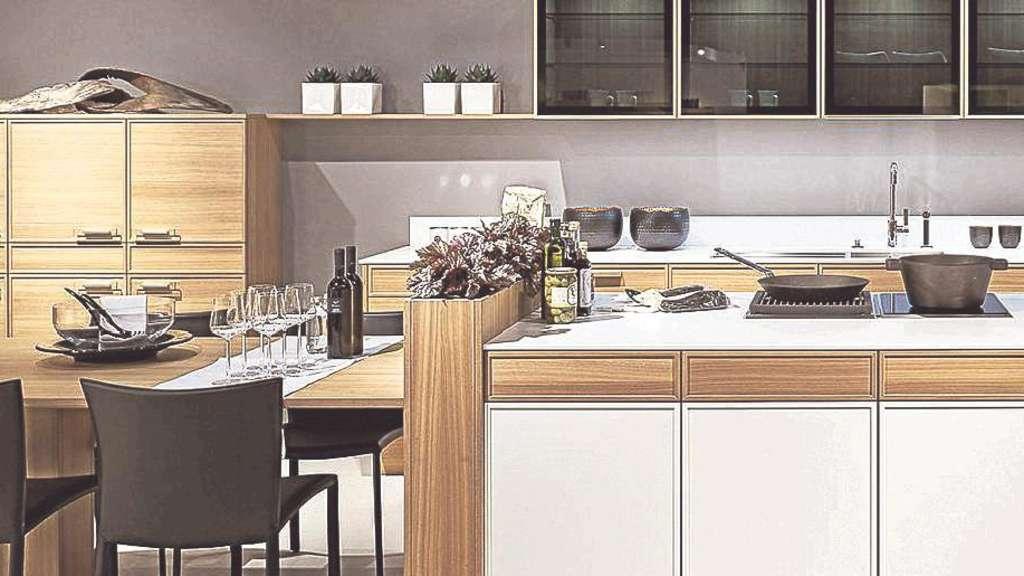 k chentrends wohnlichkeit und details stehen heute im fokus anzeigen. Black Bedroom Furniture Sets. Home Design Ideas