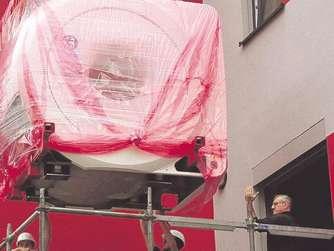 fritzlar wird nordhessens neue radiologie zentrale fritzlar. Black Bedroom Furniture Sets. Home Design Ideas