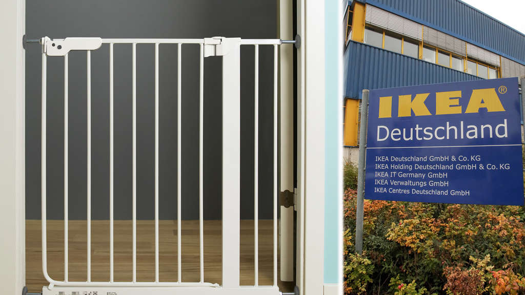 gefahr f r kinder ikea ruft treppengitter patrull. Black Bedroom Furniture Sets. Home Design Ideas
