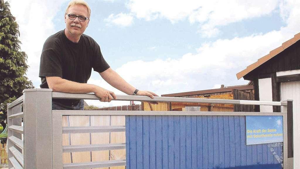 mit balkonbau ins fernsehen konstrukteur mario fischer. Black Bedroom Furniture Sets. Home Design Ideas