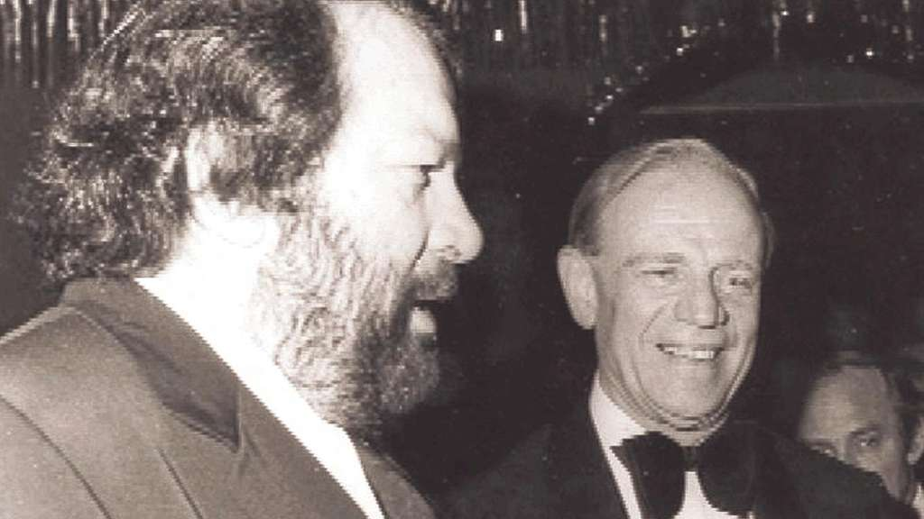 Bud Spencer war Stargast in Kassel