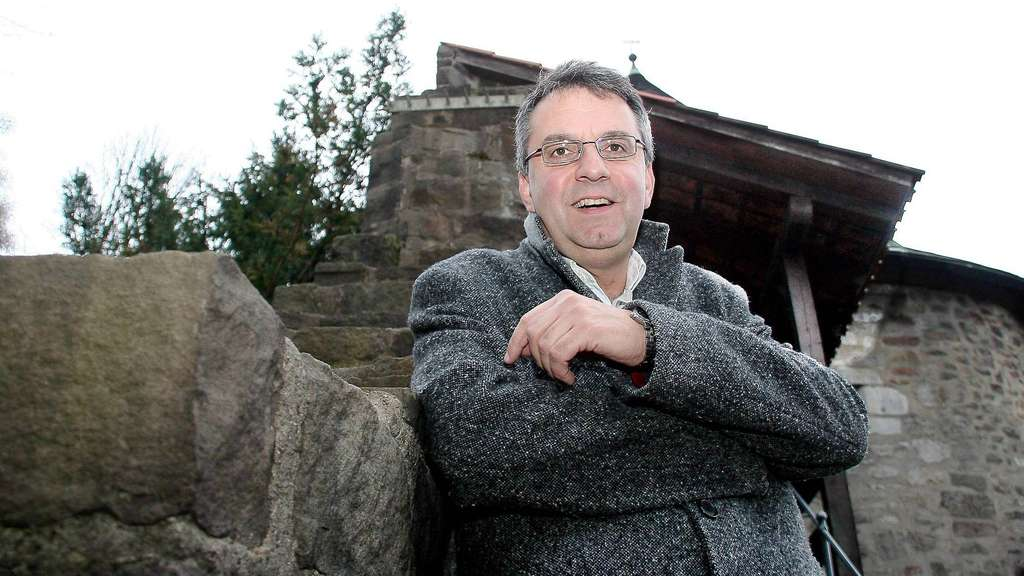 Thomas Harms wird neuer Lager-Pastor in Friedland