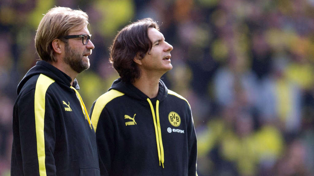 klopp co trainer