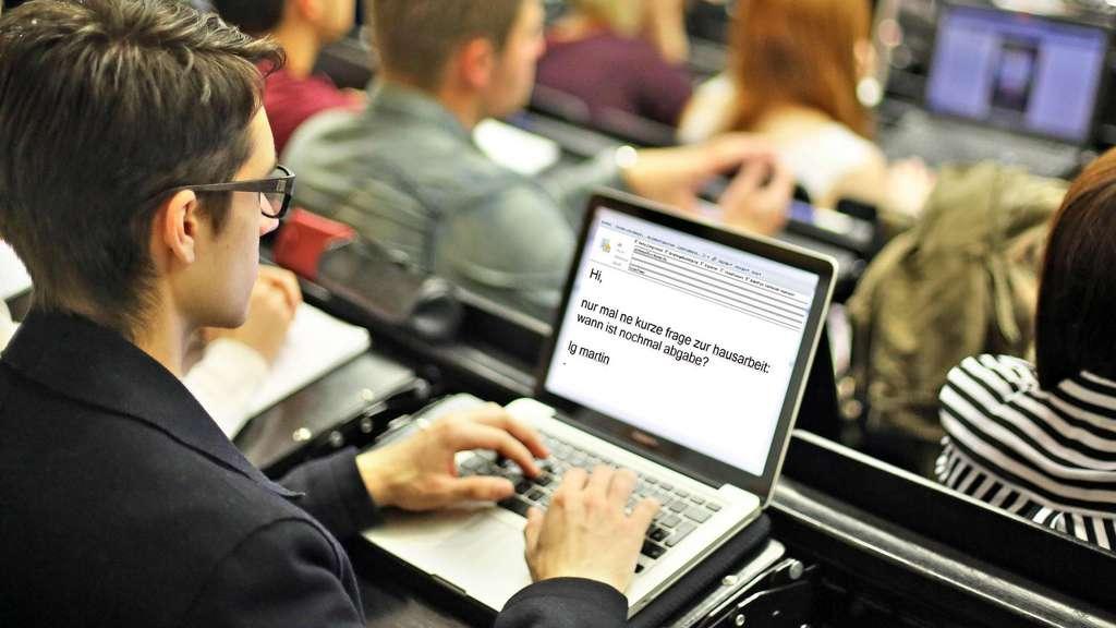 Internetbekanntschaft treffen oder nicht