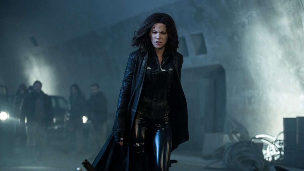 """Underworld: Blood Wars"": Achtung Ballerqueen"