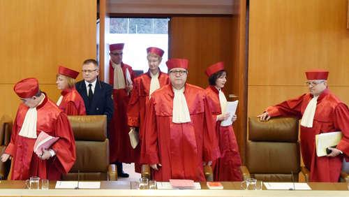 Bundesverfassungsgericht Npd