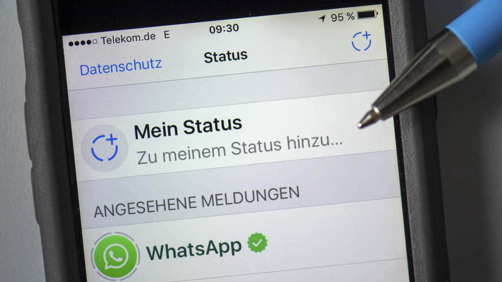 Der neue WhatsApp-Status: Das müssen Sie zum Mega-Feature wissen