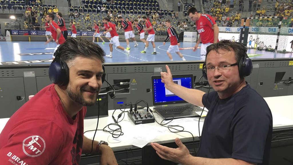 Meisterschale für Rhein-Neckar Löwen in Handball-Bundesliga
