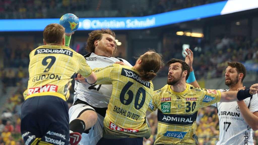 Handball | Andy Schmid zum vierten Mal in Folge bester Handballer