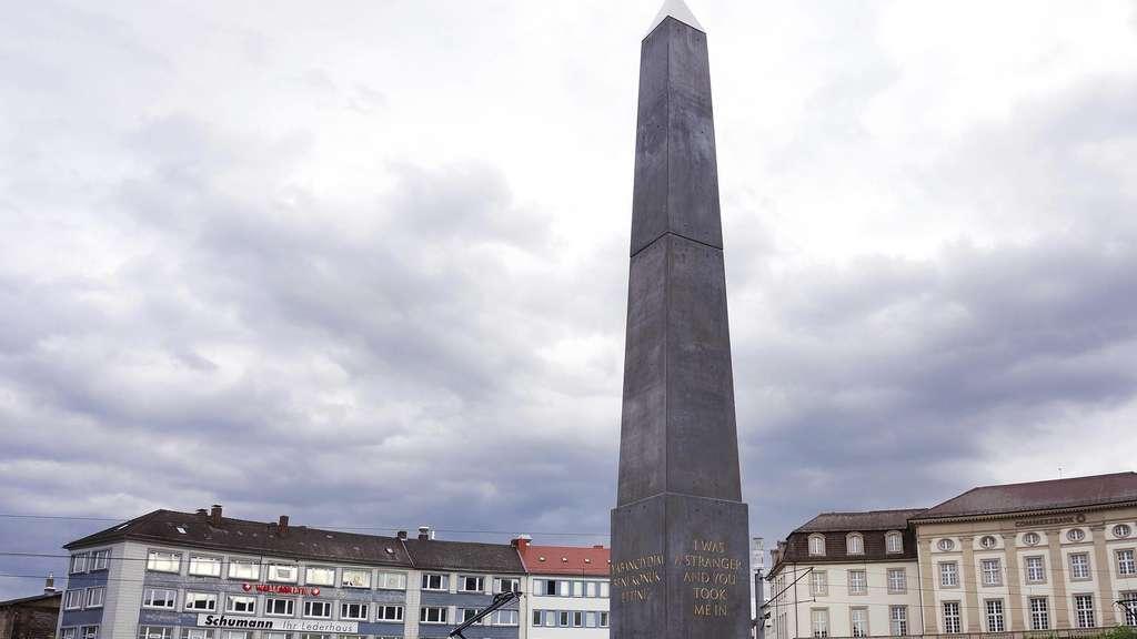 Documenta-Obelisk: AfD sorgt für Eklat