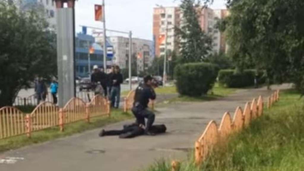 Angriff mit Verletzten in sibirischer Ölstadt Surgut