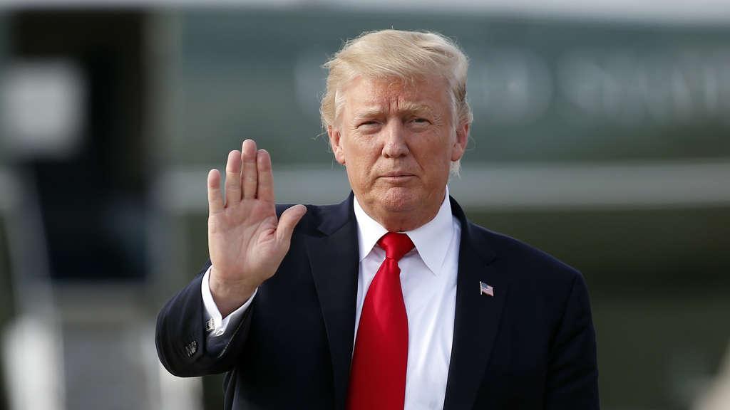 Trump spendet eine Million Dollar aus Privatvermögen