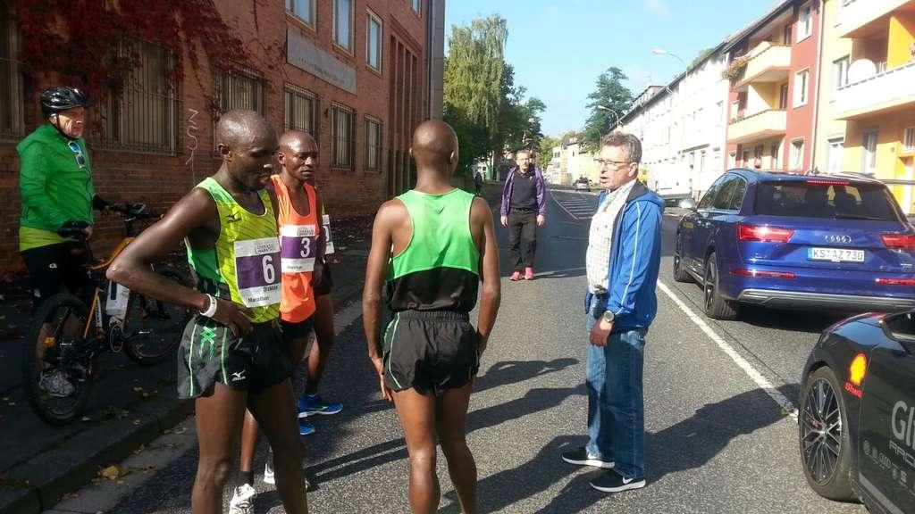 Chaos beim Marathon - Spitzengruppe disqualifiziert