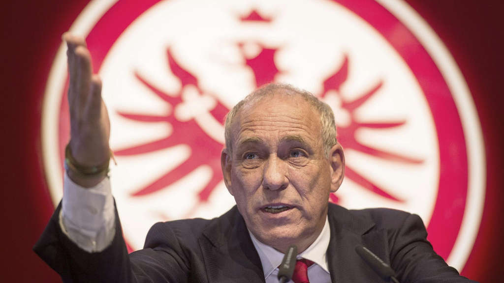 Fußball - Eintracht und AfD: Präsident Fischer sagt vorerst nichts