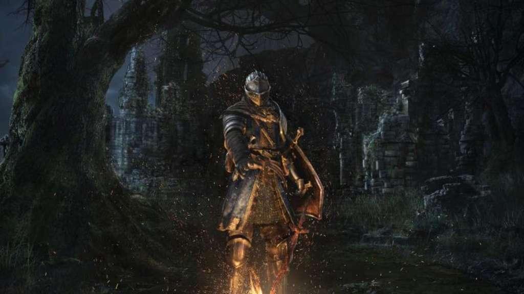 Dark Souls: Remastered erscheint für Nintendo Switch