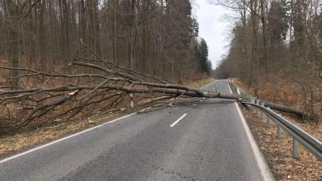 Schnee-Chaos sorgt auf Hessens Straßen für zahlreiche Unfälle