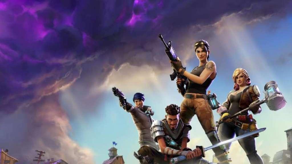 Fortnite: Battle Royale entstand in nur zwei Monaten