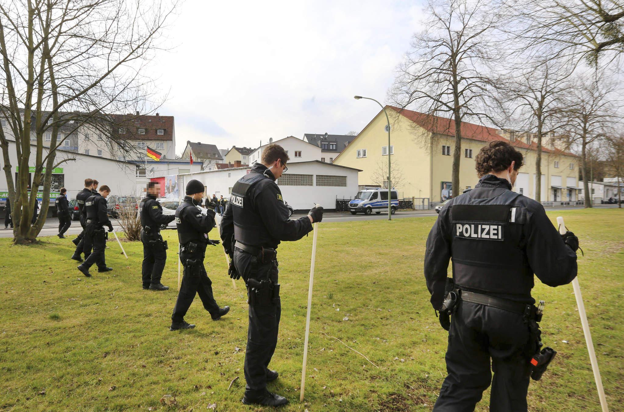 Brandanschlag auf Moschee Linkes Bekennerschreiben aufgetaucht