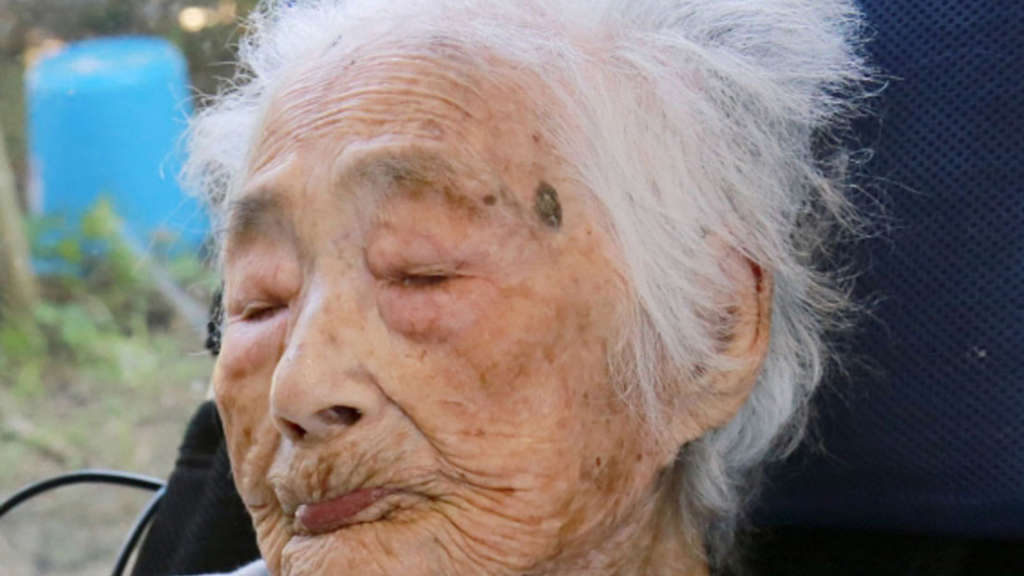 Ältester Mensch der Welt in Japan gestorben