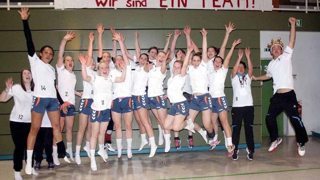 Handball Landesliga Hessen Nord