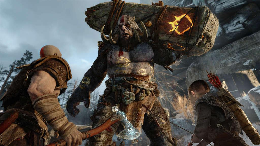 God of War: Mehr als 3,1 Millionen verkaufte Exemplare in 3 Tagen