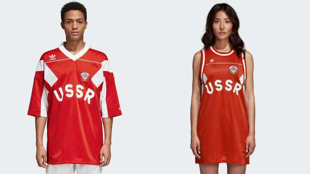 Adidas erntet Shitstorm für USSR-Fußballtrikots