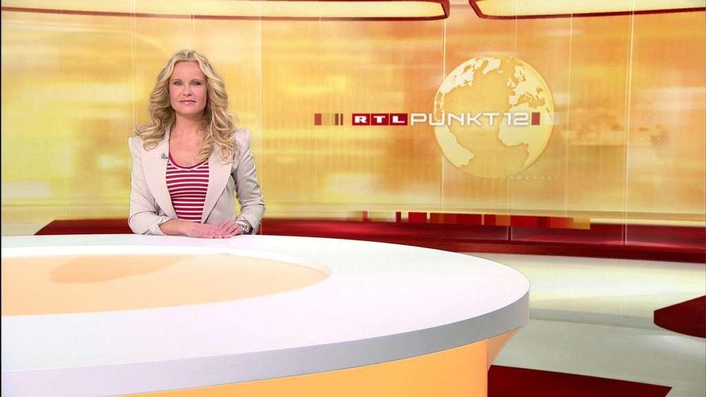 """In der RTL-Sendung""""Punkt 12"""" wurde der Beitrag über den mutmaßlich pädophilen Mann ausgestrahlt"""