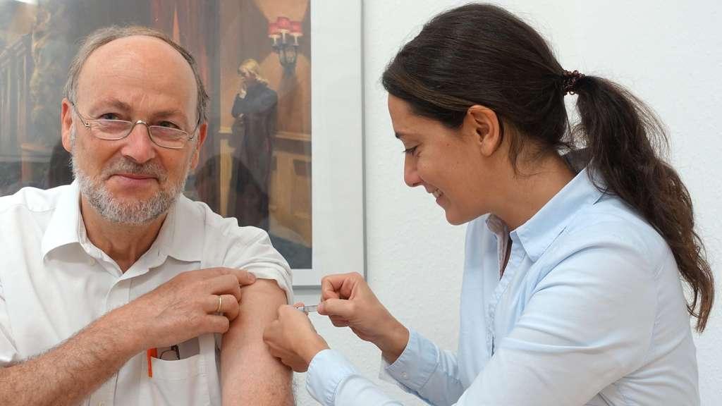 Grippeimpfung: Zu wenige lassen sich gegen Grippe impfen