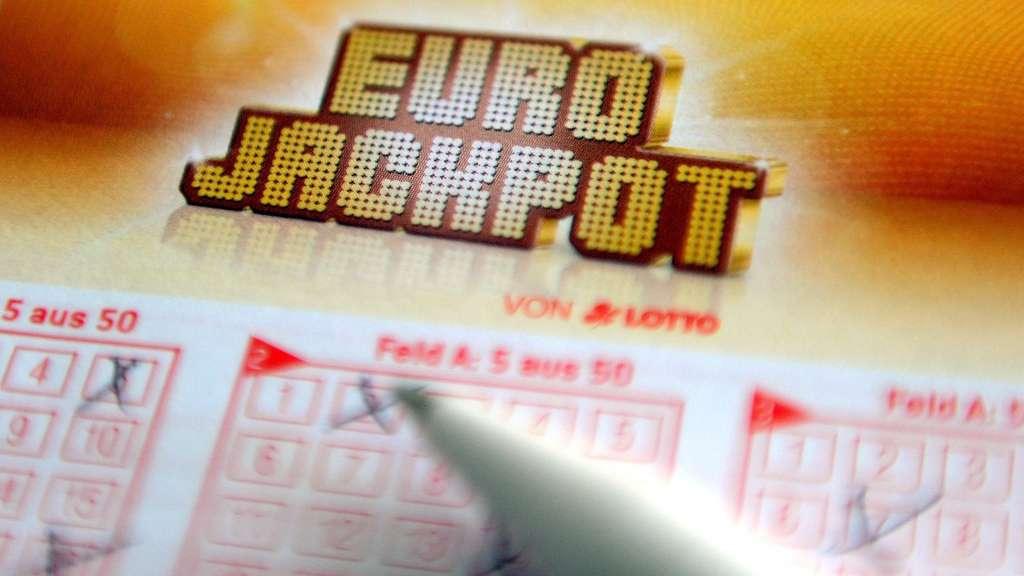 Deutschland - Eurojackpot mit 90 Millionen Euro nicht geknackt