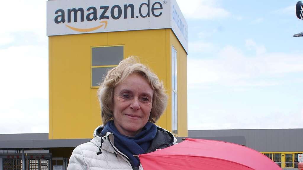 Bad Hersfeld - Neuer Streik bei Amazon