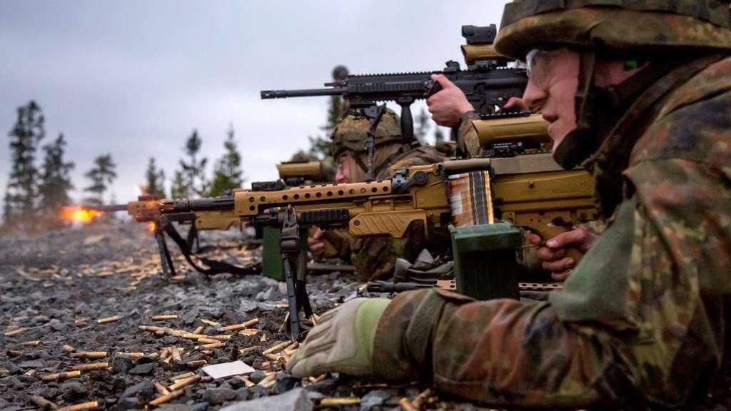Tragischer Unfall: Bundeswehr-Soldat stirbt bei Nato-Manöver in Norwegen