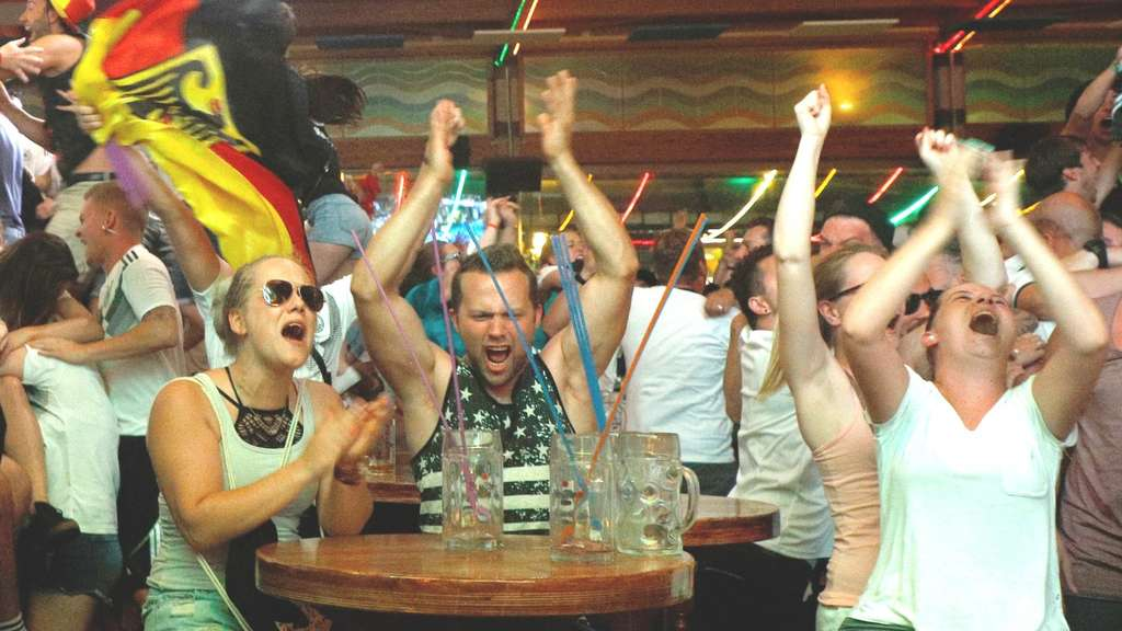 Mallorca: Alkoholverbot auf der Schinkenstraße