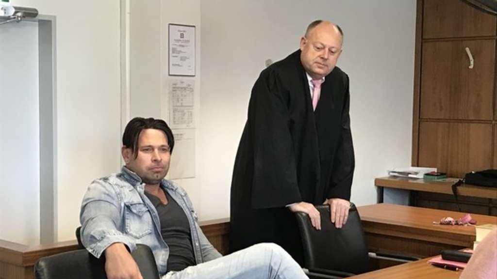 Tim Wiese wurde in Bremen wegen seines Vergehens mit dem Lamborghini zu einer hohen Geldstrafe verurteilt.