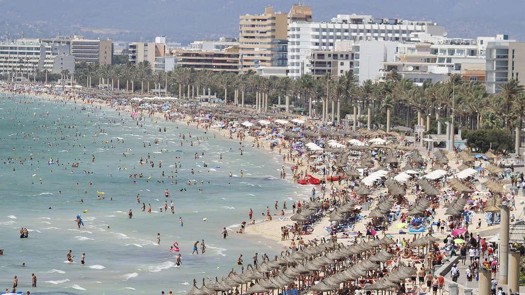 Mallorca: Deutscher Tourist ertrinkt am Ballermann 6