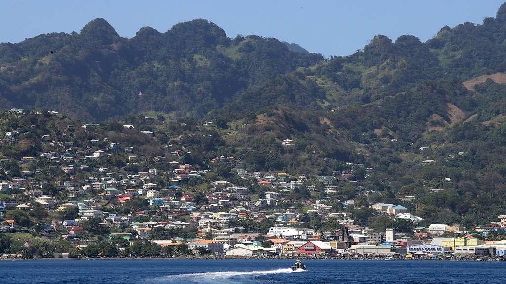 Tsunami-Warnung: Schweres Beben der Stärke 7,7