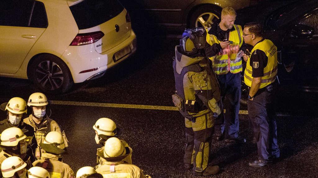 Behörde: Unfälle auf Autobahn waren islamistischer Anschlag