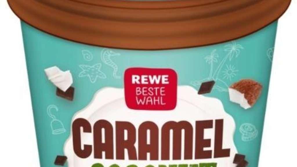 Rückruf bei Rewe: Vorsicht, falsche Zutaten! Supermarkt ruft Eiscreme zurück