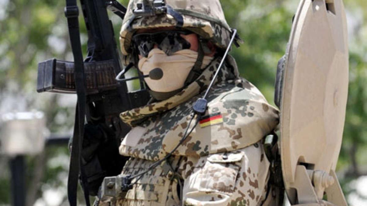 Bundeswehr Soldat Festgenommen