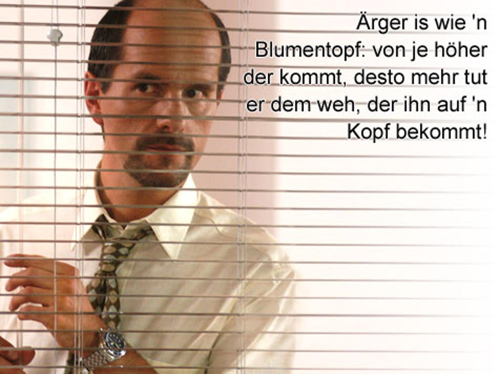 Wieder Im Auf Prosieben Bernd Strombergs Fieseste Spruche Film Tv Serien