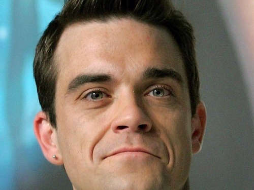 "Robbie Williams im Studio mit ""Take That""?"