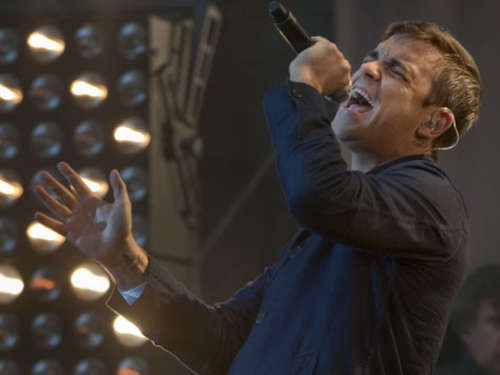 Robbie Williams: Gratis-Konzert in Berlin