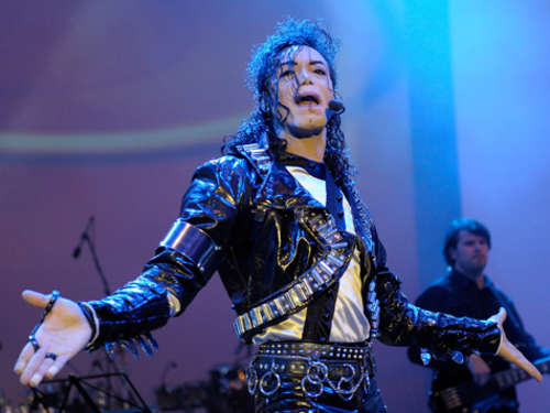 Michael Jackson: Ausstellung in O2-Arena