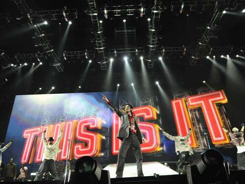 "Michael Jackson: Die Premiere von ""This is it"""