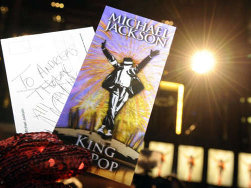"Michael Jackson: Premiere von ""This is it"""